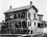 Abraham Lincoln home, Springfield, Illinois (no Bass #)