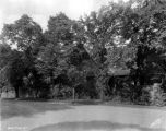 Estate of Nicholas H. Noyes, view of grounds, 1935 (Bass #231701-F)