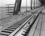 Cairo Bridge, Ohio River, [C. Cliff Grindle Studios photograph] 1951 (no Bass #)