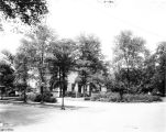 Herron School of Art, school and grounds, 1915 (Bass #42215)