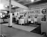 Polar Ice and Fuel Company display, 1934 (Bass #228366-F)