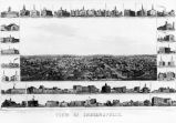 View of Indianapolis (Bass #314830-F)