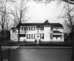 D. L. Chambers House, 330 E. 13th Street, 1913 (Bass #34415)