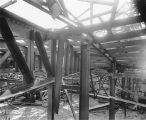 Emmerich Manual Training High School, collapsed building, 1920 (Bass #72824-F)