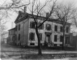 Governor Hendricks House, Ohio and Capital Avenue, 1940 (Bass #246575-F)