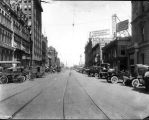 Market Street, East of Pennsylvania Street, 1914 (Bass #36027)