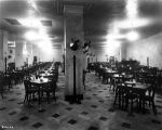 Guaranty Building Cafeteria, interior, 1923 (Bass #82614-F)