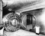 American National Bank, vault, 1906 (Bass #7996)