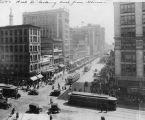 Washington Street, east of Illinois Street, 1919 (Bass #66243-F)