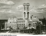 Scottish Rite Cathedral, exterior, 1929 (Bass #213125-F)
