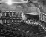 Murat Temple Theatre, interior, 1948 (Bass #271541F-2)