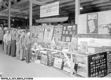 Civilian Conservation Corps Educational Exhibit During the 1936 Indiana State Fair