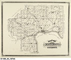 Map of Jefferson County, Indiana