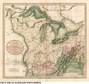A new map of part of the United States of North America exhibiting the Western Territory, Kentucky, Pennsylvania,