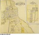 Maps of Decatur and Geneva in Adams County