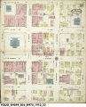 Insurance Map of Bloomington, Monroe County, Indiana, August 1913
