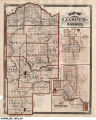 Map of Jasper County, Indiana