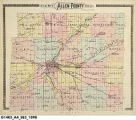 Standard Atlas of Allen County Indiana