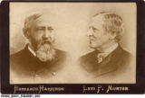 Benjamin Harrison and Levi P. Morton