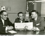 S. Henry Bundles at Radio Station WLIB