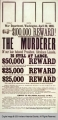 Reward Poster for Booth, Herold, and Surratt