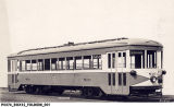Chicago, South Bend & Northern Indiana Railway Company Car 810 Exterior