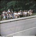 1956 Indianapolis Soap Box Derby Spectators