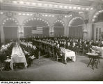 18th Division Banquet, Claypool Hotel