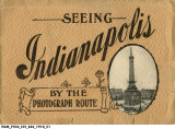 Seeing Indianapolis by the Photograph Route