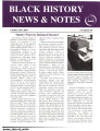 Black History News and Notes, 2005
