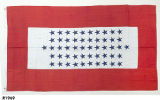 Indianapolis Woman's Club WWI Service Flag