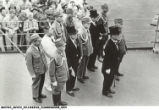 Japanese Representatives at the Surrender Ceremonies, World War II