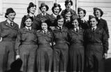 Mary L. Taggart and 815th Medical Air Evacuation Squad